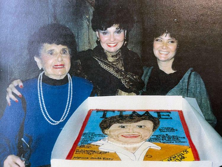 Martha Silvershein, Marilyn Silvershein, Wendy Leeds