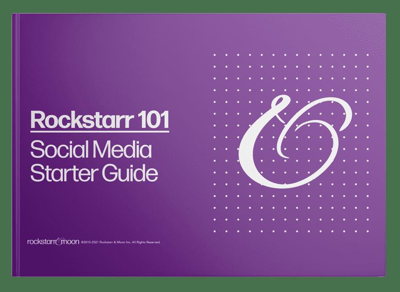 social media starter guide for businesses