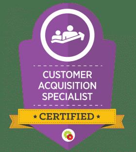 DigitalMarketer Customer Acquisition Certification