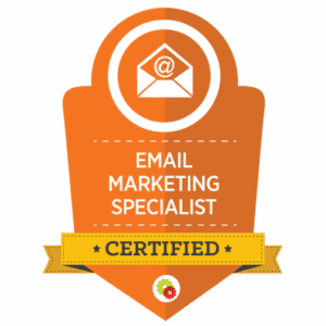 DigitalMarketer Email Marketing Certification